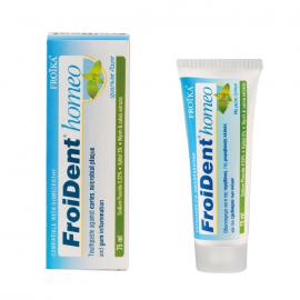 Froika Froident Homeo Δυόσμος Ομοιοπαθητική Οδοντόκρεμα 75ml
