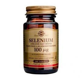 SOLGAR - SELENIUM 100μg tabs 100s