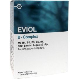 EVIOL B-Complex 60 softgels