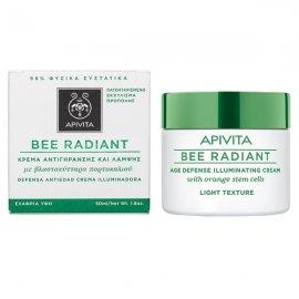 Apivita Bee Radiant ΚΡΕΜΑ ΑΝΤΙΓΗΡΑΝΣΗΣ-ΕΛΑΦΡΙΑ ΥΦΗ 50ml