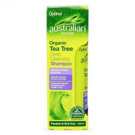 OPTIMA TEA-TREE DEEP CLEANSING SHAMPOO 250ml