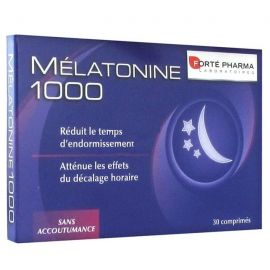 Forte Pharma Melatonine 1000 ΑΫΠΝΙΑ 30 tabs 1mg