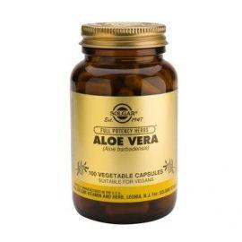 SOLGAR - ALOE VERA veg.caps 100s