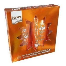 Intermed Luxurious Sun Care Set Low Protection Face Cream SPF50