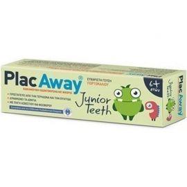 Plac Away Junior Teeth Οδοντοκρεμα Orange 50ml