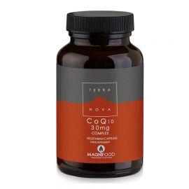 TERRANOVA CoQ10 30 mg Complex 100caps