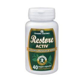 Dynamic Enzymes Restore ACTIV 40caps