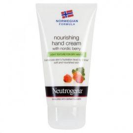 Neutrogena ΚΡΕΜΑ ΧΕΡΙΩΝ Nourishing-Nordic Berry 75ML