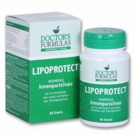 DOCTOR'S FORMULAS LIPOPROTECT 60tabs ΦΟΡΜΟΥΛΑ ΛΙΠΟΠΡΩΤΕΪΝΩΝ