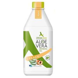 Litinas Aloe Πόσιμο Aloe Vera Gel με γεύση ΡΟΔΑΚΙΝΟ 1lt