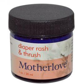 Motherlove diaper rash and thrush 30ml ΣΥΓΚΑΜΑ-ΑΛΛΑΓΗ ΠΑΝΑΣ