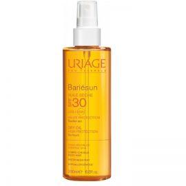 Uriage Bariesun SPF30 Huile Αντηλιακό Λάδι 200 ml