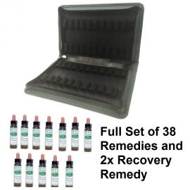 Ainsworth ΑΝΘΟΪΑΜΑΤΑ BACH Full Set 38 Remedies+2 Recovery Remedy