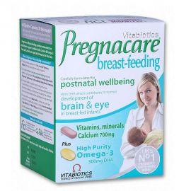 Vitabiotics Pregnacare Breastfeeding 56tabs/28caps