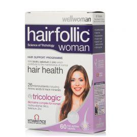 Vitabiotics Hair Follic Woman 60tabs