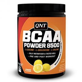 QNT BCAA POWDER 8500 350g LEMON