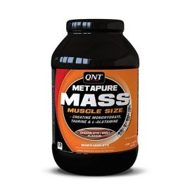 QNT METAPURE MASS CHOCOLATE/MINT FLAVOUR 2.5KG