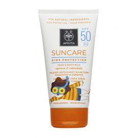 Apivita Suncare Kids Face-Body Milk SPF50 150ml