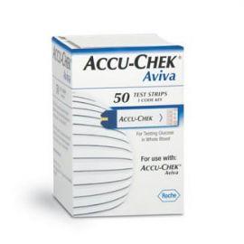 ACCU-CHEK AVIVA 50 STRIPS