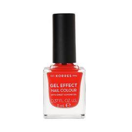 Korres Gel Effect Nail Colour No 45 Coral 11ml