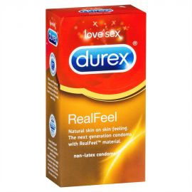 Durex Invisible Extra Thin Extra Sensitive Condoms 6 pcs
