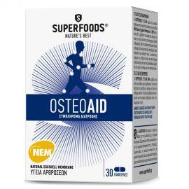 SUPERFOODS OSTEOAID NEM 30caps