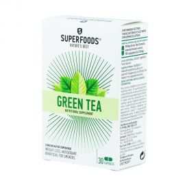 Superfoods Green Tea ΠΡΑΣΙΝΟ ΤΣΑΪ 30 caps