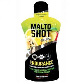 Ethicsport Malto Shot Endurance Tropical 1 φακελ. 50 ml