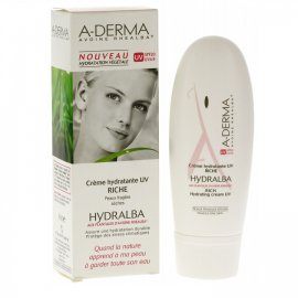 Aderma Hydralba Creme UV Riche SPF20 40 ml