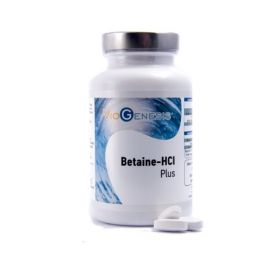 Viogenesis Βetaine-HCl Plus 125tabs