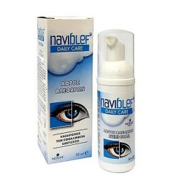 NAVIBLEF Daily Οφθαλμικός αφρός καθαρισμού 50ml