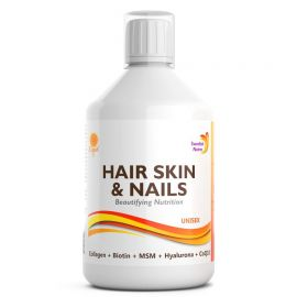 Swedish Nutra Hair Skin & Nails πόσιμο υγρό 500ml