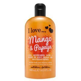 I love bubble bath Mango & Papaya 500ml