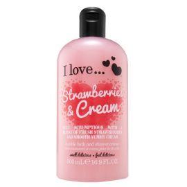 I love bubble bath Strawberries & Milkshake 500ml