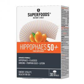 Superfoods ΙΠΠΟΦΑΕΣ 50+ 30caps