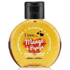 I love... Antibacterial Hand Gel Mango-Papaya 65ml