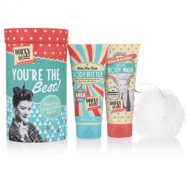 DIRTY WORKS YOU ʽRE THE Best-Showergel-Body Butter-Sponge