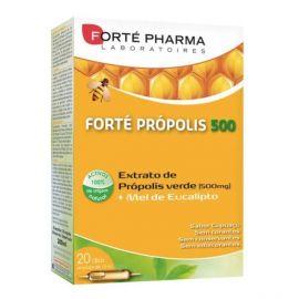 Forte Pharma Propolis 500mg 20amp X 10ml