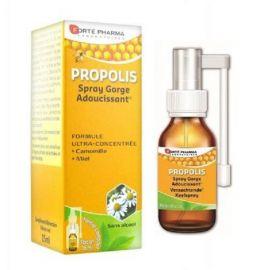 Forte Pharma Spray ΛΑΙΜΟΥ Propolis 15ml
