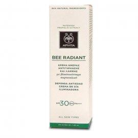 Apivita Bee Radiant Κρέμα Ημέρας Αντιγήρανσης και Λάμψης με Βλασ
