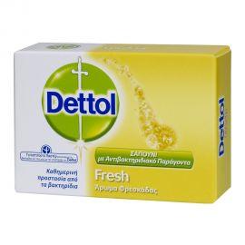 Dettol Soap Fresh ΣΑΠΟΥΝΙ ΜΠΑΡΑ 100g
