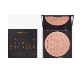 Korres Bronzer Cocoa-Coconut - ΠΟΥΔΡΑ 01 Light Shade 10g