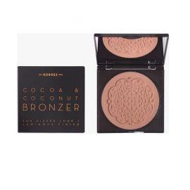 Korres Bronzer Cocoa-Coconut - ΠΟΥΔΡΑ 02 Warm Shade 10g