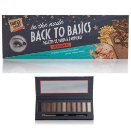 DIRTY WORKS Back to Basics Eye Shadow Palette