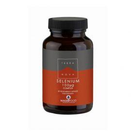 Terranova Selenium Complex 100mg 50 veg tabs