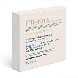 Fillerina Biorevitalising Plumping Mask Grade 4 4pcs