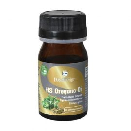 HEALTH SIGN HS Oregano Oil 30 Soft gels