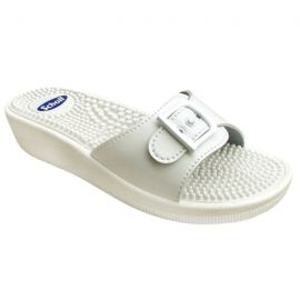 Scholl New Massage White