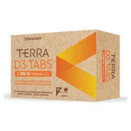 TERRA D3 1200IU 60tabs