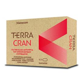 TERRA CRAN 10tabs